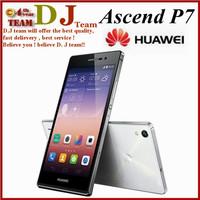 "2014 New Original Huawei Ascend P7 SmartPhone 5.0"" Kirin 910T Quad Core 2GB+16GB GSM Android 4.4 Multi-Languages"