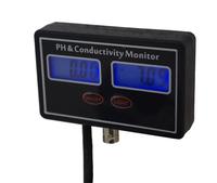Replaceable probe Backlight Aquarium Online PH / TDS/EC Monitor ph meter tds meter tester