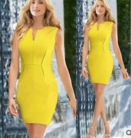 The new 2014 summer wear high-end star with the brand Europe and the United States women's clothing foreign trade dress