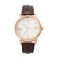 Hot Fashion Leather Casual Men Casual Ladies Wrist watch Quartz Watches Women Dress Rhinestone Watch New 2014 Promotions