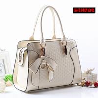2014 spring and summer women's handbag women's bags one shoulder big bags handbag messenger bag