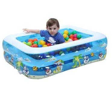 Venda quente crianças piscina da família piscina inflável para crianças de grandes dimensões de espessura piscina piscina infantil banheira adulto(China (Mainland))