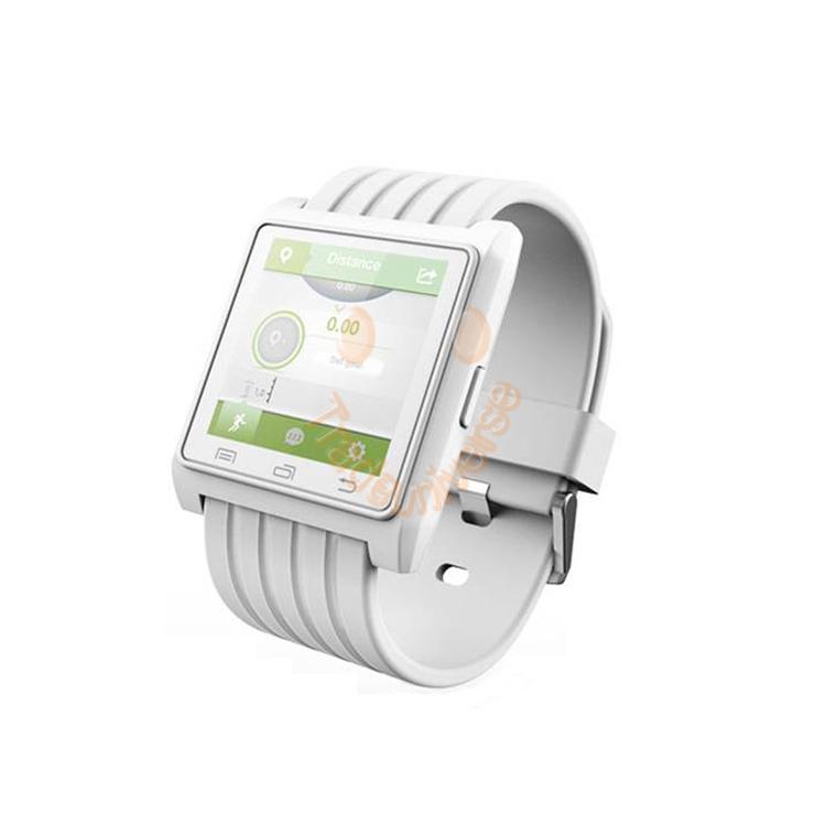 Bluetooth wifi smart watch U3 U Watch for iphone 5S Samsung Note 3 Nokia HTC + Retail package drop shipping(China (Mainland))
