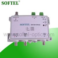 RFoG bi-directional mini node   1GHz fibre optica FTTH node
