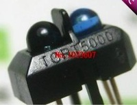 Free Shipping 100 pcs TCRT5000L TCRT5000 Reflective Infrared Optical Sensor Photoelectric Switches