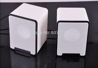 2014 Speaker New HiFi Portable Music White AES/EBU In Put 1 Pair