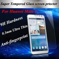 Brand New For Huawei Mate 2 premium tempered glass screen protector,for Huawei Mate 2 glass screen film with package