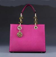 New 2014 Spring Top brand designer luxury Women Leather Handbag Fashion shoulder Bags women famous brands Messenger bag Totes