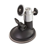 Driving recorder general mount frame metal thestep large suction cup mount car rotating mount