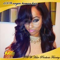 Cheap!Glueless Human Hair Full Lace Peruvian Virgin Hair Wig Queen Hair Super Wavy Full Lace wigs With Baby Hair For Black Women