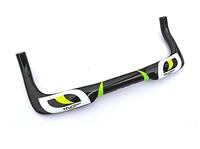 Specials! Full Carbon Fiber Road Bicycle TT Handlebar TT Style triathlon Time trial sports Bike Handlebar 400/420/440mm Green