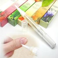 Free Shipping 3 Pcs/lot Cuticle Revitalize Oil Mix Taste Nail Art Salon Treatment Care Set