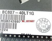 Free shipping 200PCS   BC807-40 BC807  SOT-23