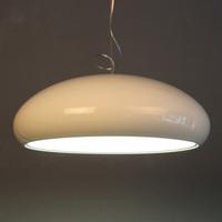 Modern brief circle led restaurant pendant light