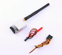 FPV 5.8G 250mW FPV A/V Transmitter 2058T | RP-SMA, jack for FPV/ Camera/ Multicopter