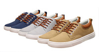 Free Shipping Hot Sale 2014 New Fashion High Quality Height Increasing Men Canvas Shoes Men Sneakers For Summer Spring Autumn