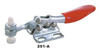 Toggle Clamp 201A  Holding Capacity 27kgs Test Fixture Nylon Clamping Spindle Professional Toggle Clamp Manufacturer