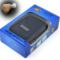 Best Rechargeable acousticon In Ear Hearing Aid Aids Audiphone Sound Amplifier AXON K-88