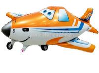 Free Shipping 50 pcs/Lot,Planes balloons,foil balloons