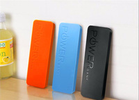 50pcs Ultra-thin 5600mah perfume polymer mobile power bank general charger external backup battery pack,free shiping