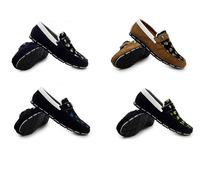 Hot Sale 2014 New Fashion Velvet Fur CrossBones Design Men Canvas Shoes Man Sneakers For Summer Spring Autumn Free Shipping