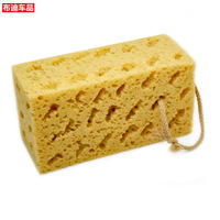 Free shipping Honeycomb Coralline Car Sponge Macroporous Cleaning Washing Spongia Cleaner Wiper