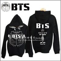 BTS bulletproof Cadet Bangtan Boys sweater / ARMY hoodie / BTS logo sweater section B