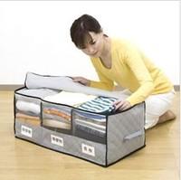 Bamboo windows clothing 3 fps t01701 storage box clothing storage box  free shipping+gifts