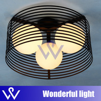 Fashion brief modern ceiling light lamps study bedding room