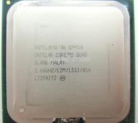 Intel Q9450 Core 2 Quad 2.66GHz 12MB L2 Cache 1333MHz FSB LGA775 Desktop CPU Free shipping