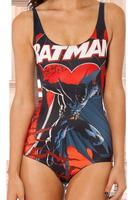 Batman Swimsuit Swimming Costume swimwear 034
