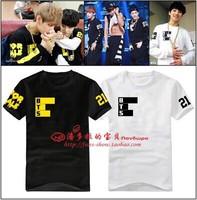 BTS bulletproof Cadet Bangtan BoysT shirt / ARMY t shirt / BTS logoT shirt A section  Bulletproof Boy Scouts