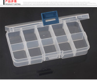 Wholesale - 150pcs EMS Weekly 7+3 Days Portable Long Drug Case , Plastice Pocket Pill Box