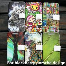Cover case For blackberry porsche design p9982 case cover gift