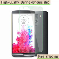 High Quality Screen Protector with Retail Package Clear For LG Optimus G3 D850 Free Shipping DHL UPS EMS HKPAM CPAM