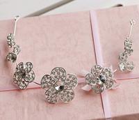 Style bride hair accessory wedding flower accessories hair accessory accessories