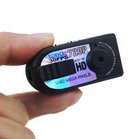 New 720P Mini Q5 Thumb DV Video TF Card PC Hidden Mini Sports Camera Record Motion Detection 30fps Small DV, Free Shipping