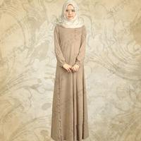 dubai abaya long dress fancy muslim dress abaya Ladies elegant  ialamic abaya women's muslim abaya