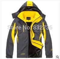 Big size 8XL 7XL 6XL winter men's sports brand casual outdoors Thickening Thermal jacket & parkas & coat  3XL 4XL 5XL