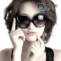 Hot sale women's sunglass UV protection optical Aviator sunglass fashion black leopard style free shipping