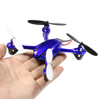 New 6 Axis Gyro 2.4GHz 4 CH Remote Control RC Quadcopter UFO Helicopter DBU Tonsee