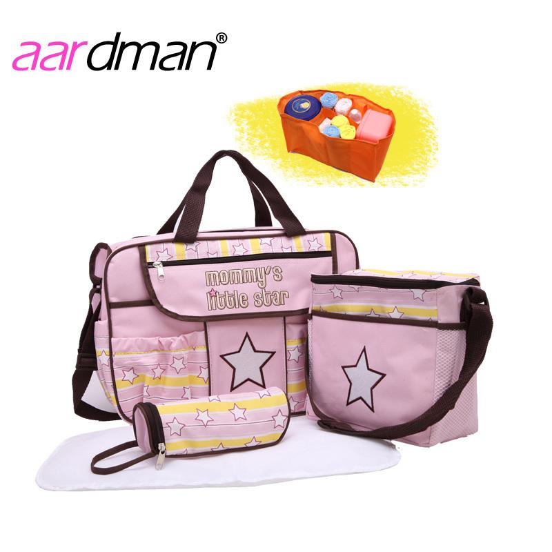 High-grade Waterproof Multifunctional Nappy Bag/Mother Shoulder Bags Handbags Baby Carriage Bag Babies(China (Mainland))