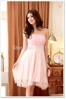 Free Shipping Fashion Uncommon 2014 College Dress