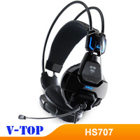 E-3lue E-Blue Cobra HS707 Wired Noise Isolating Gaming Headset Game Headphone with Microphone - Free Shipping