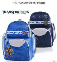 Trans Orthopedic Backpack Children School Bags Boys Formers Cartoon Mochila Infantil Menino Bookbag Rucksack Knapsack Satchel