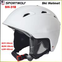 2014 New Brand SPORTWOLF Sking Helmet EPS In-mold Professional Snowboard Ski Helmet Unisex Skateboard Helmet SH-318