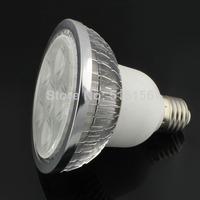 6x2W E27 LED Light Par30 LED Lamp Bulbs  waterproof  SpotLight  White/Warm White 100V-240V  1pcs/lot