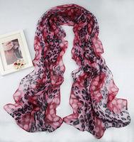 Pretty Women's  Georgette Chiffon  Wrap Shawl Beach Scarf    sf1027