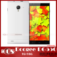 "Doogee DG550 Octa Core 5.5"" IPS Screen Cell Phone MTK6592 16GB ROM 1.7GHz android 4.2.9 13MP camera smartphone new arrived"