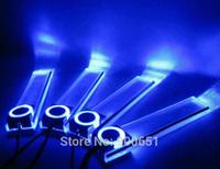 Blue Car Interior Lights flashing mood light